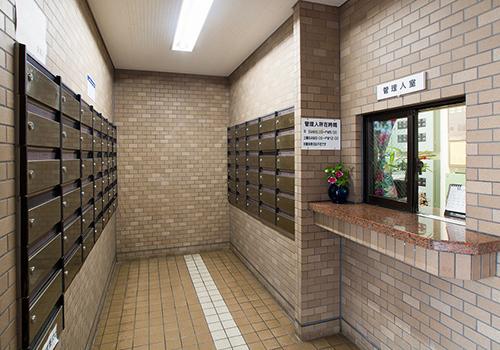 エトワール弘前 郵便受